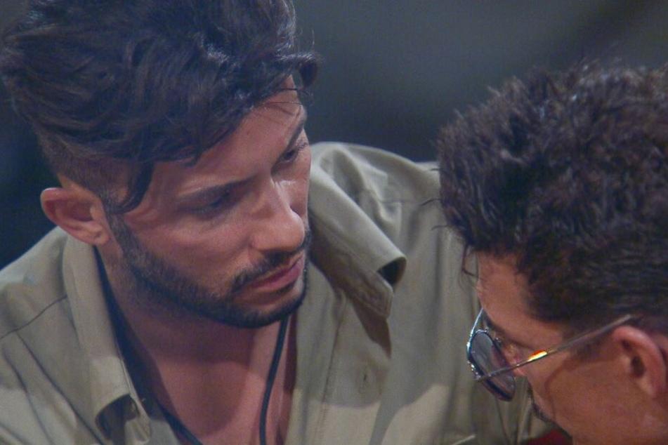 """Domenico zu Chris: """"Du kennst nicht Evelyn. Die ist nicht so, wie sie sich gibt."""""""