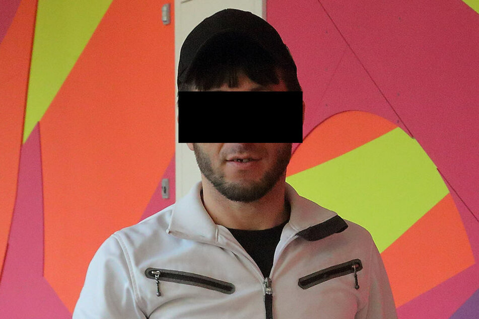 Elbrus A. (31) musste im Amtsgericht antreten.