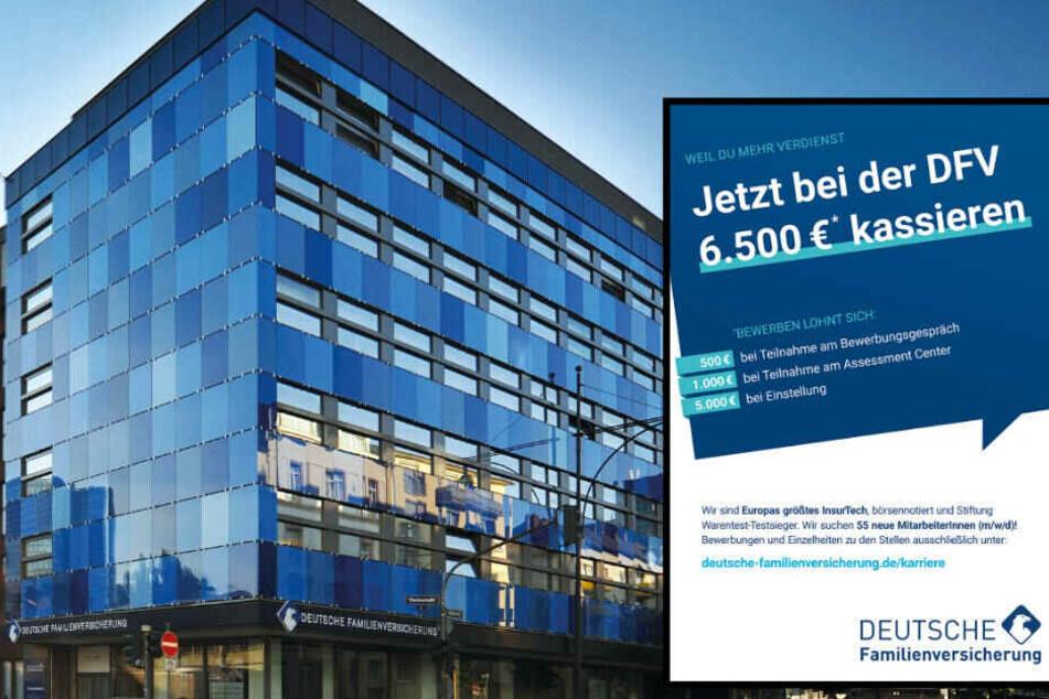 Frankfurt: Frankfurter Unternehmen zahlt Bewerbern 6500 Euro: Wie geht das?