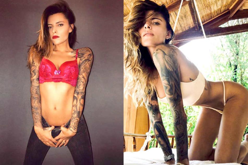 Sophia Thomalla (29) zeigt sich im Netz gern sexy.