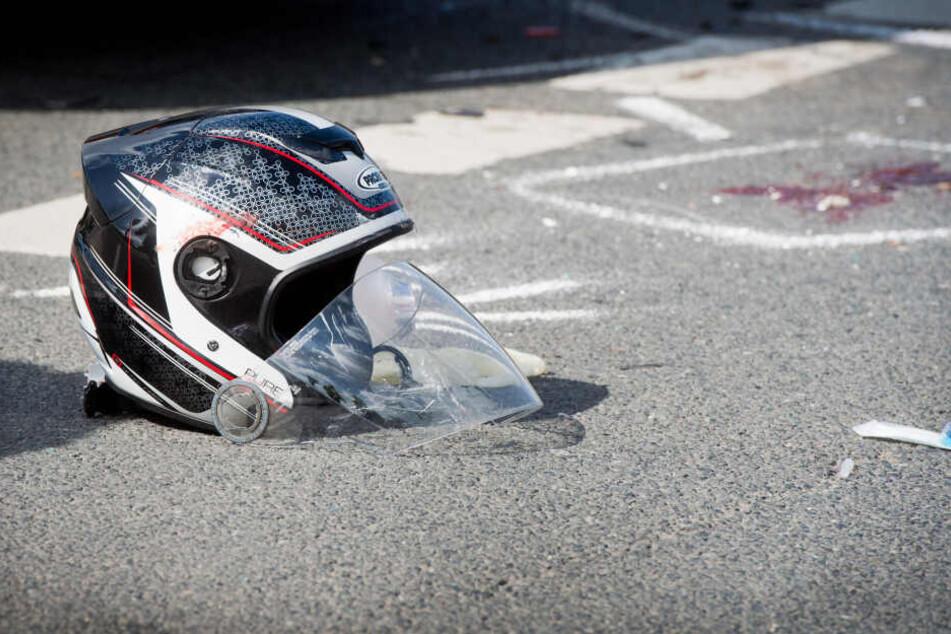 Zu schnell, keine Streckenkenntnis: Motorrad-Unfälle in NRW gestiegen