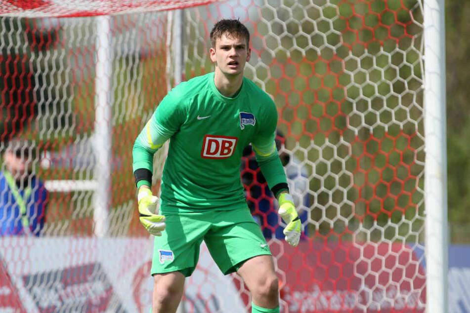 Ben Lundt spielte von der U17 bis zur U23 für Hertha BSC.