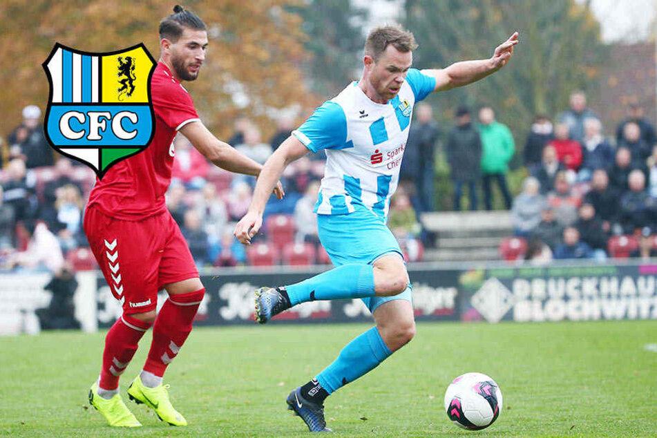 5:0 in Meuselwitz: CFC marschiert Richtung 3. Liga!