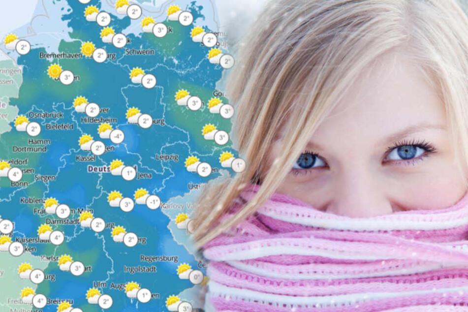 Wetter: Auf milde Weihnachten folgt frostiges Jahresende