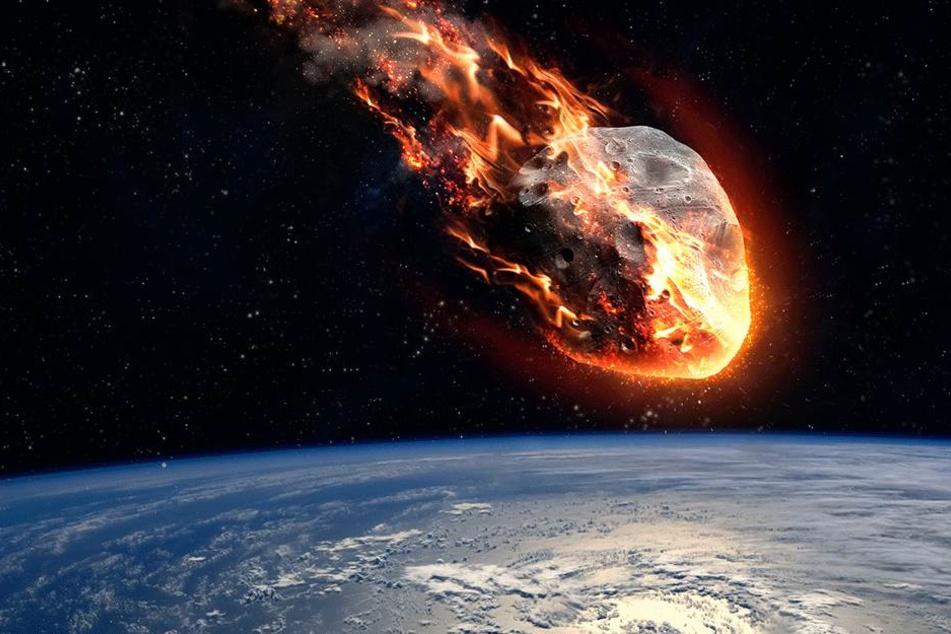 NASA will Asteroid rammen: So soll die Menschheit gerettet werden