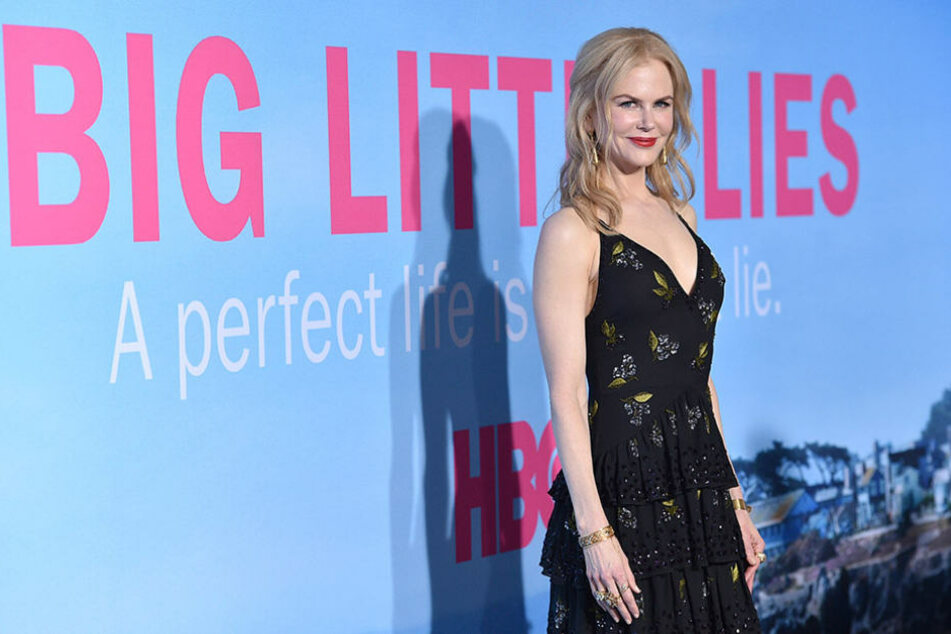 """In der Miniserie """"Big Little Lies"""" spielt Kidman eine misshandelte Ehefrau."""