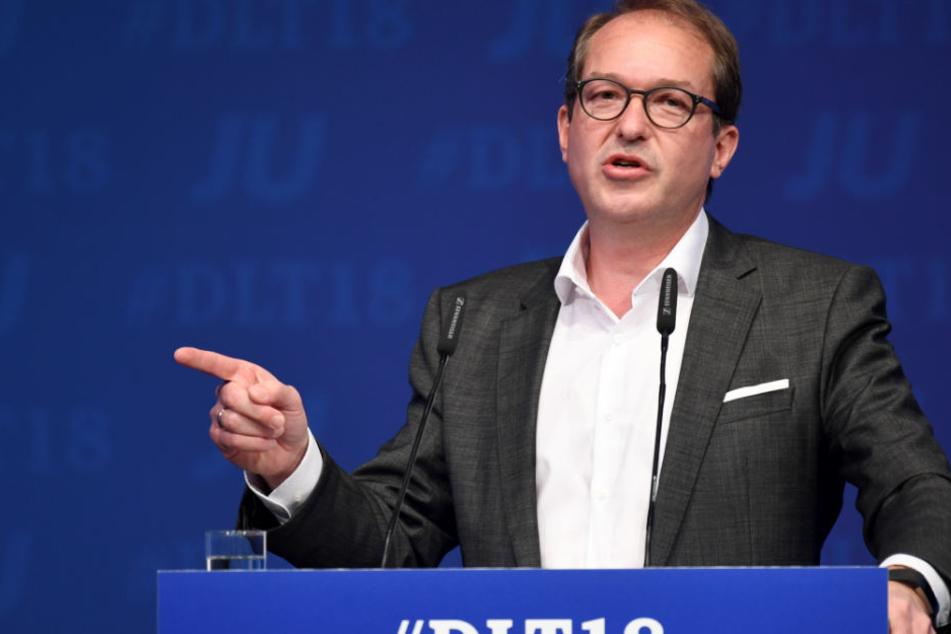 Gemeinsamkeiten von CSU und CDU? Alexander Dobrindt mit klarer Meinung
