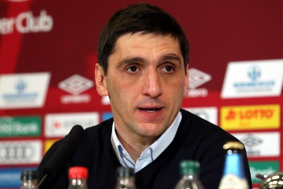 Tayfun Koorkut ist nicht mehr Trainer des 1. FC Kaiserslautern.