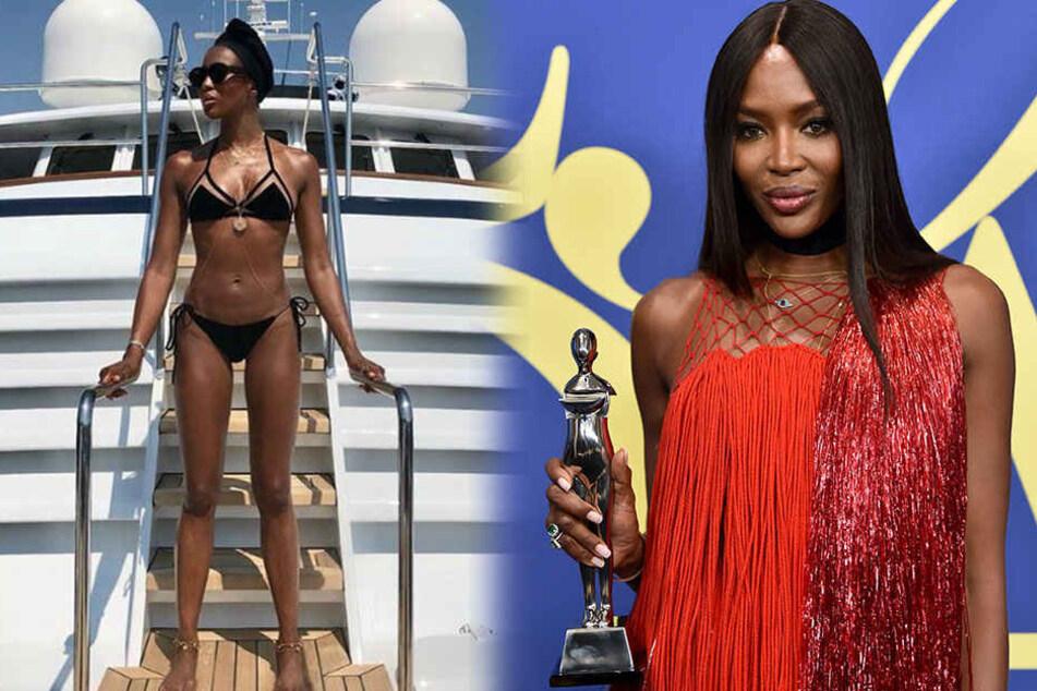 Schwanger mit 48? Model Naomi Campbell klärt Baby-Gerücht auf