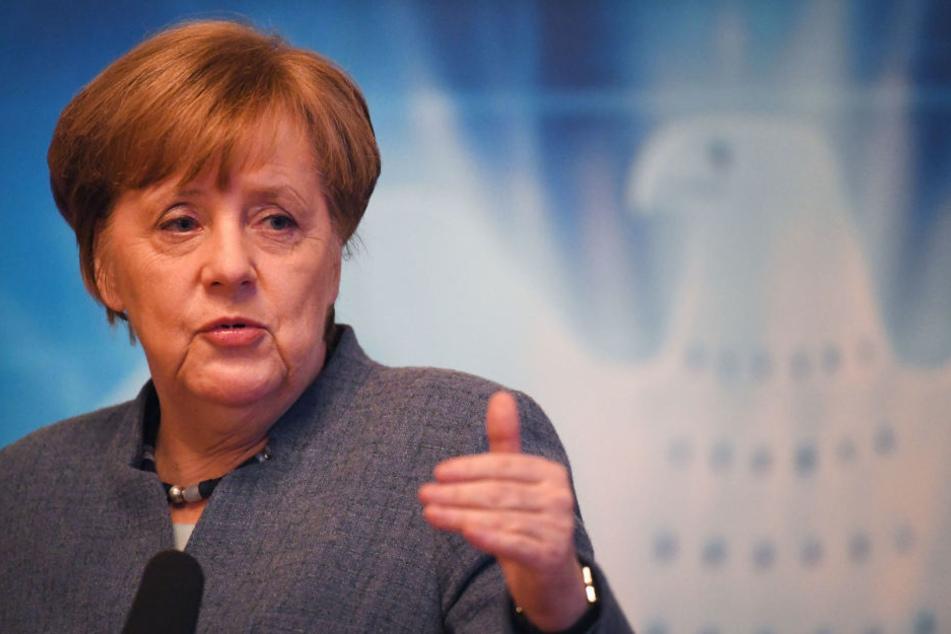 Merkel hatte erklärt, dass sie unter einem neuen Parteichef bis zum Ende der Legislaturperiode als Kanzlerin arbeiten werde.