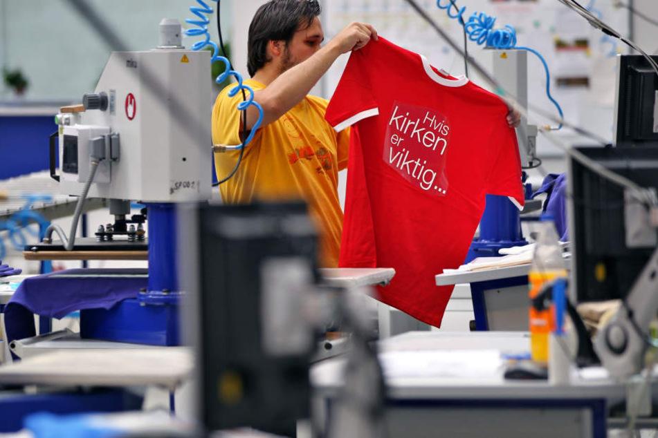 Die Firma Spreadshirt aus Leipzig hat ihren Umsatz im letzten Jahr auf nun über 100 Millionen Euro gesteigert.