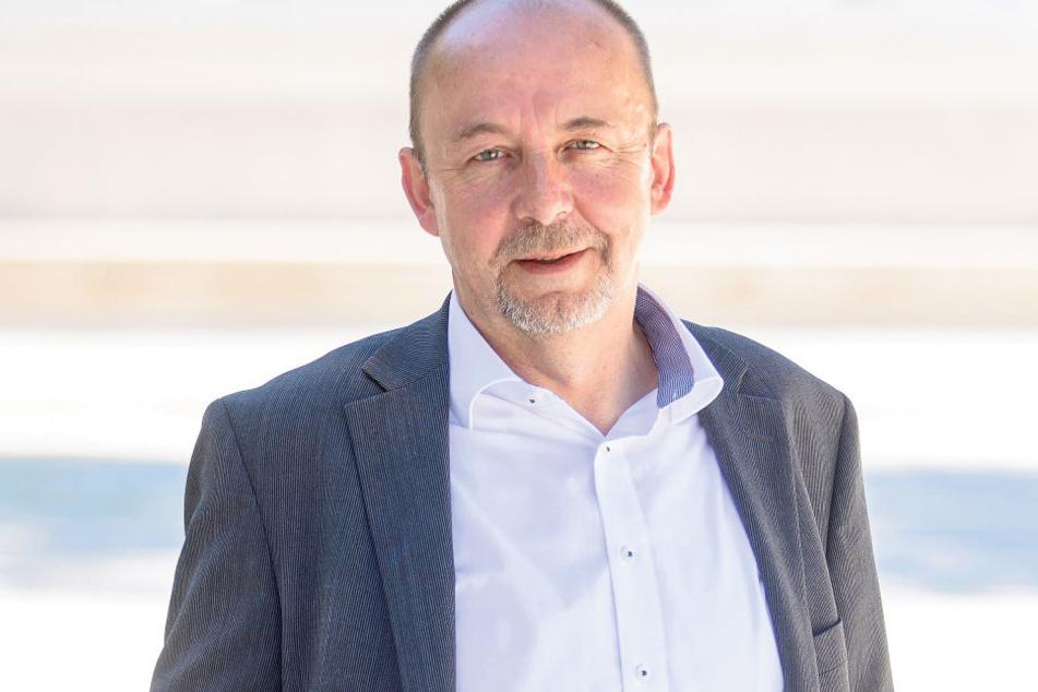 Matthias Waurick (55), Chef der Bäder GmbH.
