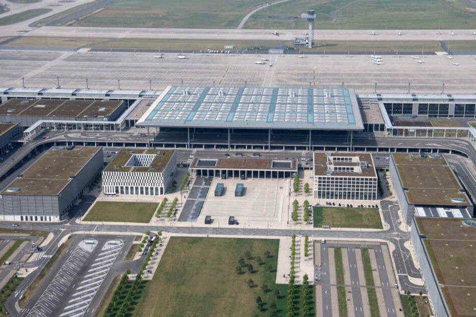 Seit 2006 wird am Pannenflughafen gebaut.