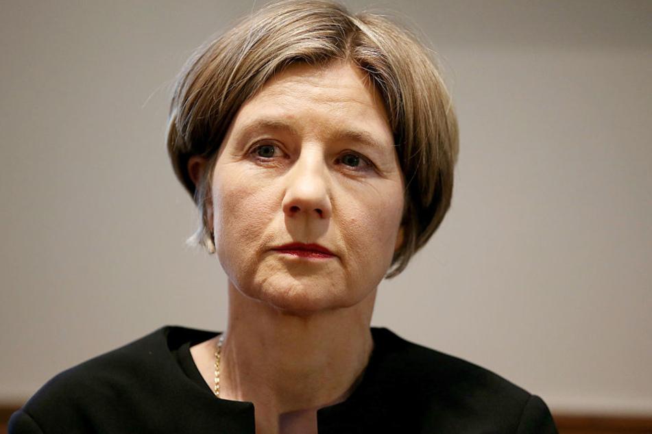 Maike Kohl-Richter legte Revision gegen das Urteil ein.