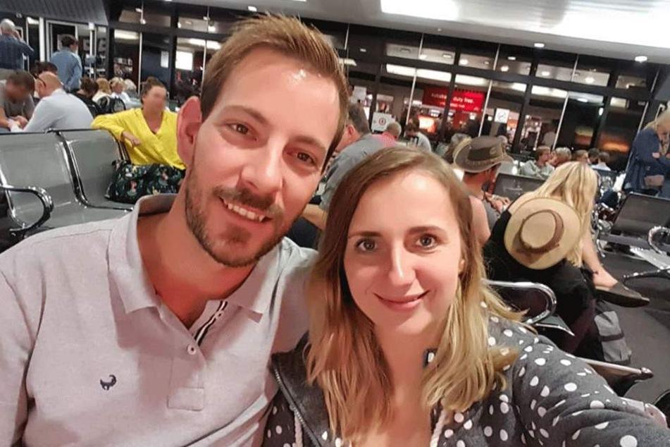 Anna (27) und Gerald (32) sind zurück in Deutschland.