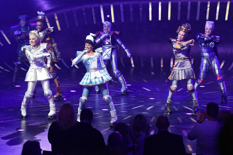 """Aufgrund der Corona-Pandemie wird das in Bochum gezeigte Musical """"Starlight Express"""" bis Frühjahr 2021 nicht mehr zu sehen sein."""