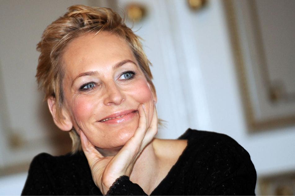 Moderatorin und Autorin Bärbel Schäfer (Archivbild) möchte 2018 einen neuen Roman schreiben.