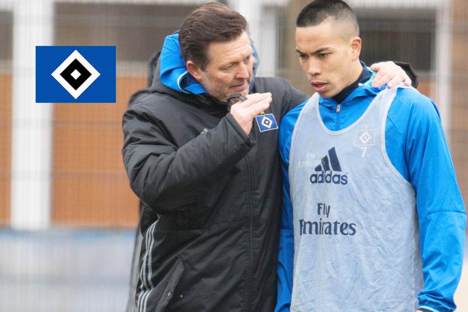HSV: Zwei Bundesliga-Clubs wollen Bobby Wood