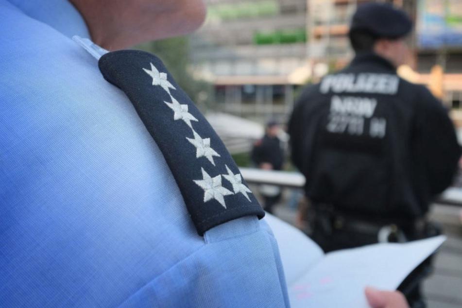Jetzt ermittelt der Staatsschutz der Polizei. (Symbolbild)