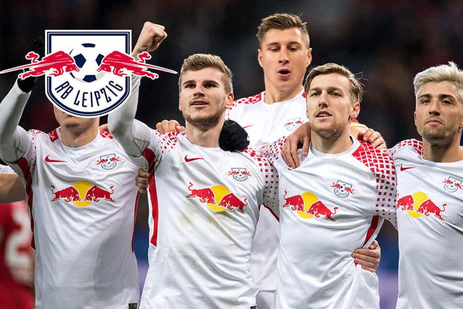 Mit nur drei Verteidigern? RB Leipzig peilt Sieg gegen Verfolger Leverkusen an