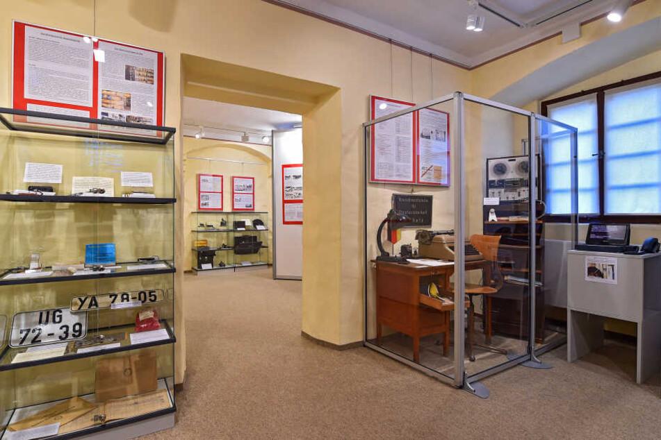 Die Stasi-Ausstellung könnt Ihr im Oschatzer Stadt- und Wagenmuseum erleben.