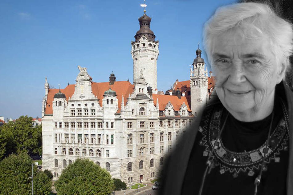 Die gebürtige Leipzigerin Ruth Pfau verstarb im August vergangenen Jahres.