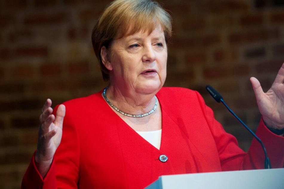 Angela Merkel steht in ihrer Rolle als Bundeskanzlerin im Fokus der Öffentlichkeit.