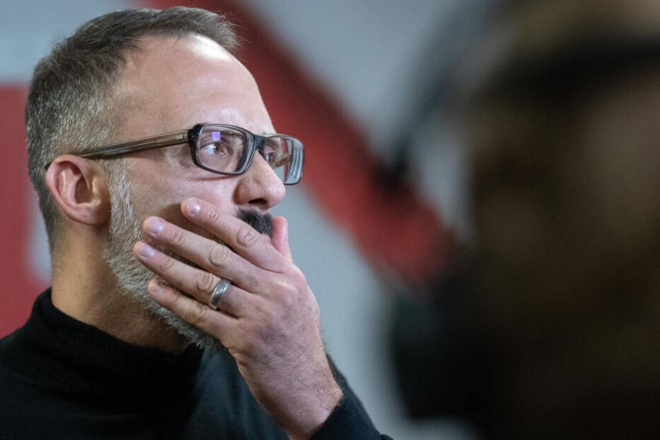 Pellegrino Matarazzo gibt gegen Heidenheim sein Pflichtspiel-Debüt als Trainer des VfB Stuttgart.