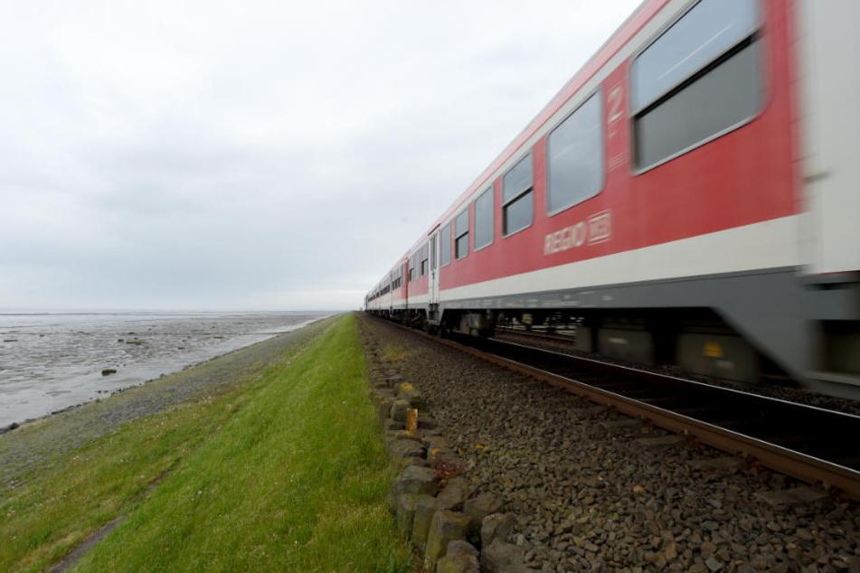 Die Marschbahn soll modernisiert werden.