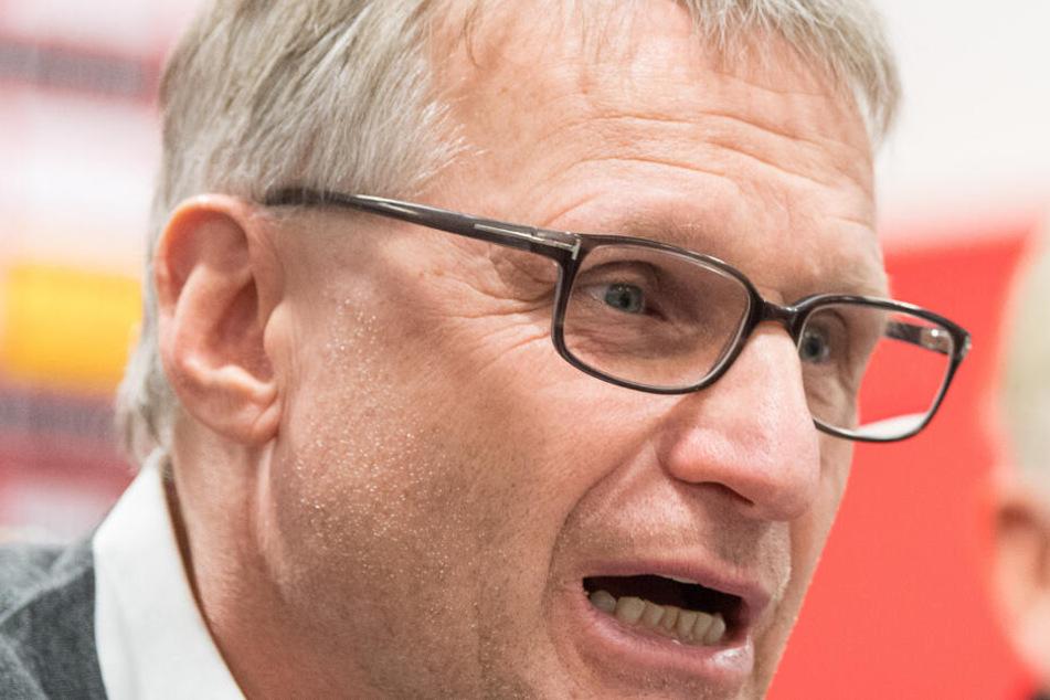 Der ehemalige Stuttgarter Sportvorstand: Michael Reschke.