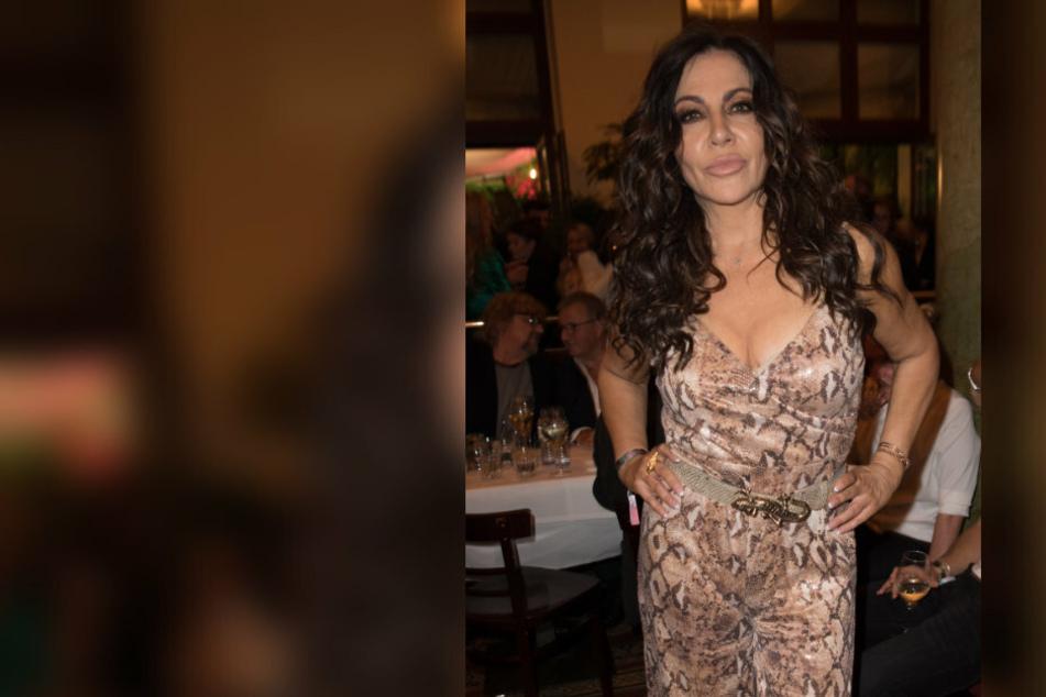 Simone Thomalla (55), Schauspielerin, kommt zur Place to be Berlinale-Party ins Restaurant Borchardt. (Archivbild)