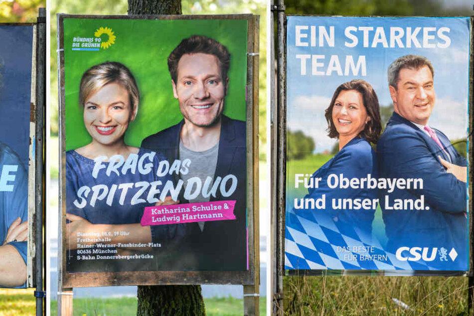 Warum posen Politiker mit verschränkten Armen auf Wahlplakaten?