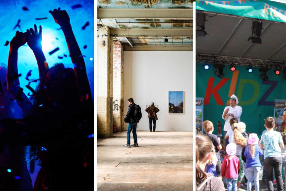 Open Airs, Fanfest, Cluberöffnung: In Leipzig wird am Samstag gefeiert!