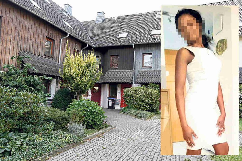 So lebensfroh kannten die Nachbarn die schwer verletzte Kenianerin Armina A. (32).