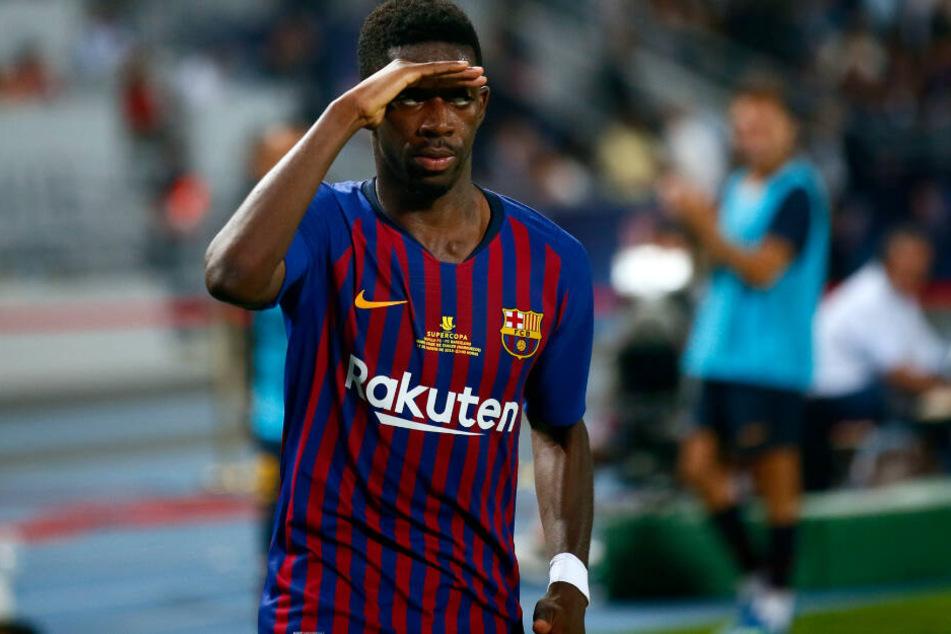 Ousmane Dembélé soll ebenfalls das Interesse des FC Bayern München geweckt haben.