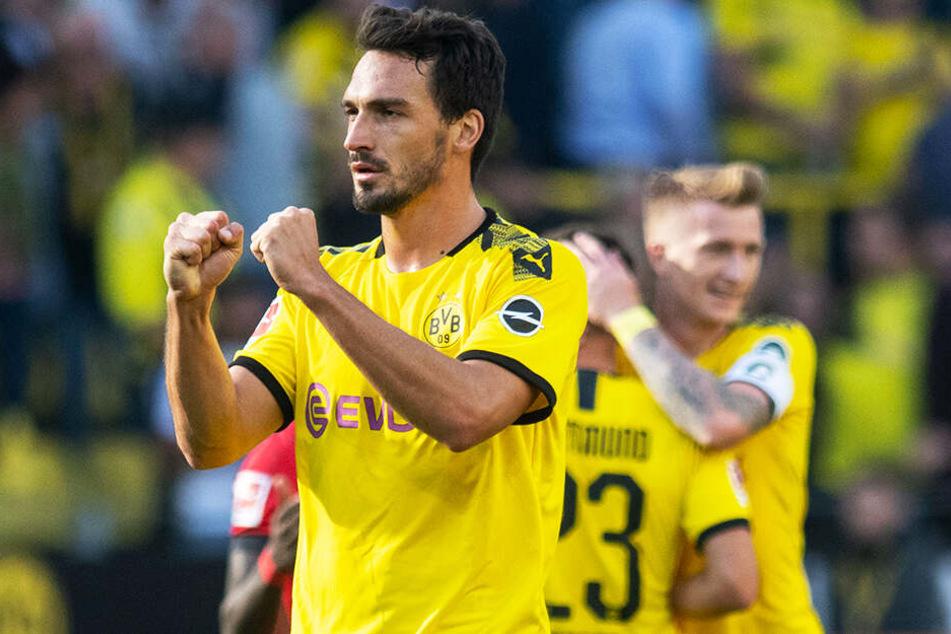 Mit Mats Hummels hat der BVB defensiv erkennbar an Qualität und Stabilität hinzugewonnen.