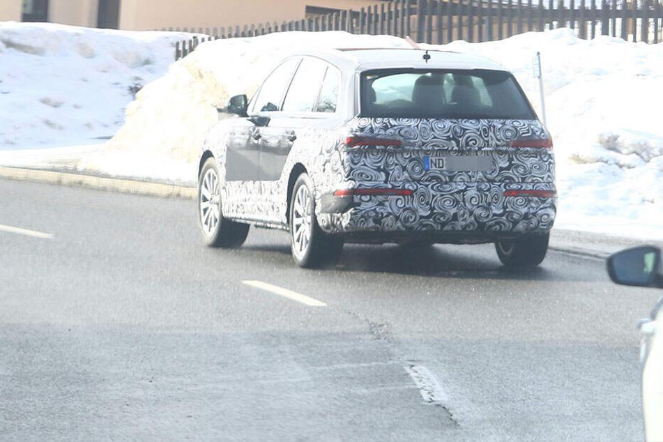 Ist es ein neues Audi-Modell?