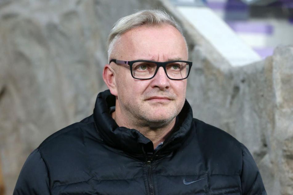 FCE-Geschäftsführer Michael Voigt.