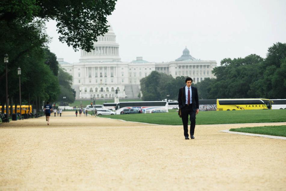 Daniel Jones (Adam Driver) recherchiert nicht nur in Washington D.C. fünf Jahre lang für seinen aufsehenerregenden Bericht.