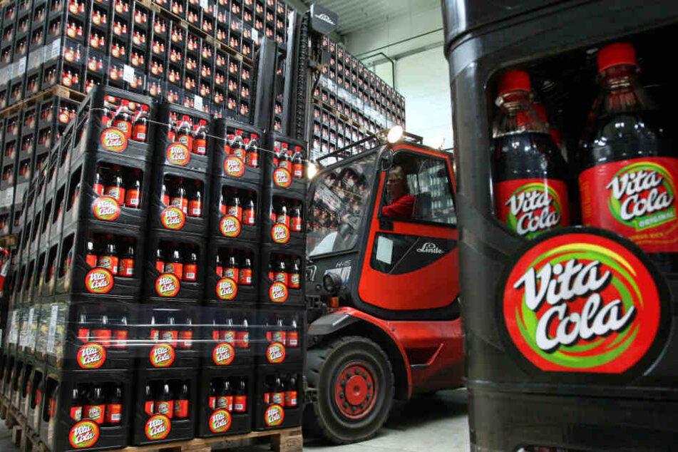 In Thüringen ist Vita Cola die Nummer eins, in ganz Ostdeutschland nur vom Weltmarktführer geschlagen.