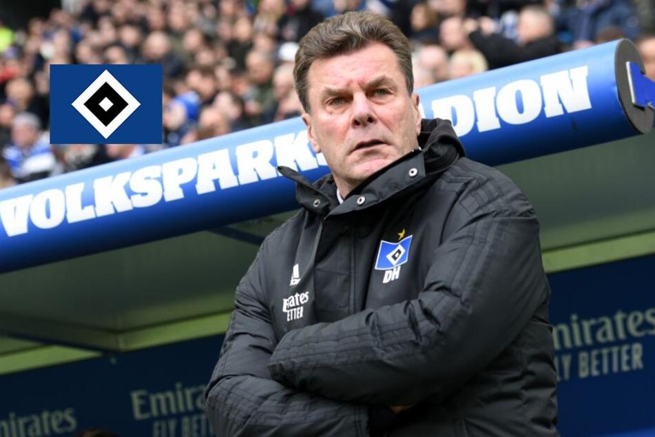 """Vor Nordderby: HSV-Coach meckert über """"katastrophale Trainingswoche"""""""