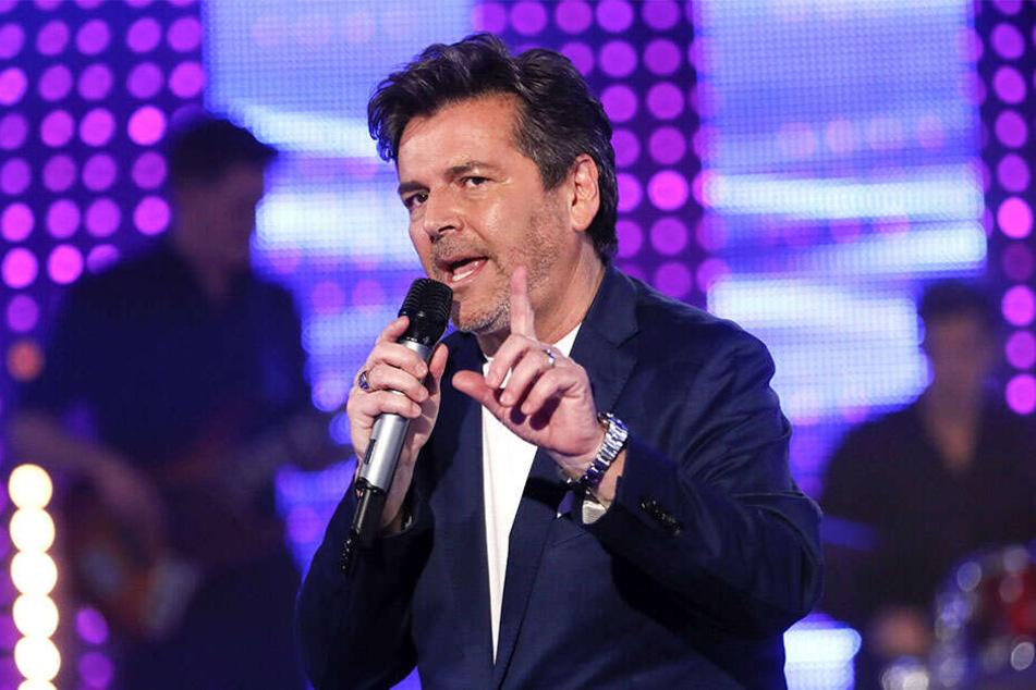 Thomas Anders (56) geht ebenfalls mit Modern Talking Hits auf Tour, richtig rund läuft der Ticketverkauf allerdings nicht.