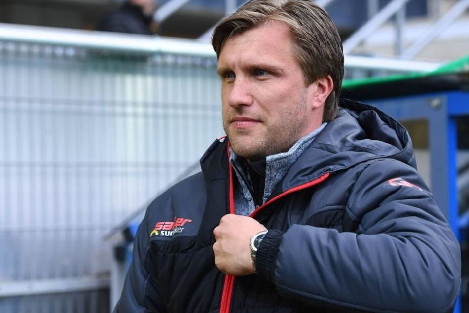 Markus Krösche (38) bleibt beim SCP.