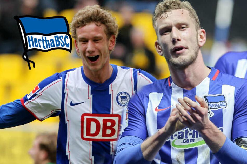 12 Jahre Hertha BSC: 12 Fakten über Fabian Lustenberger