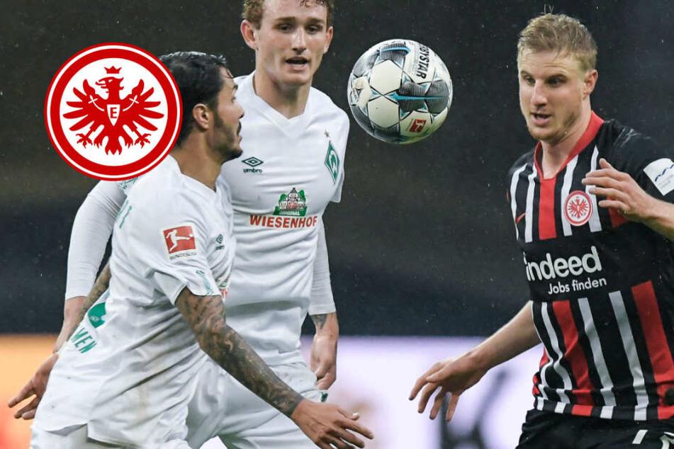 Eintracht-Auswärtsspiel bei Werder Bremen abgesagt