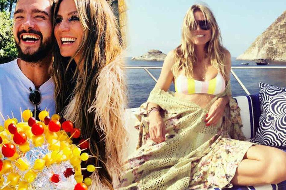 Heidi Klum veröffentlicht brisantes Foto: Ist Heidi etwa schwanger?