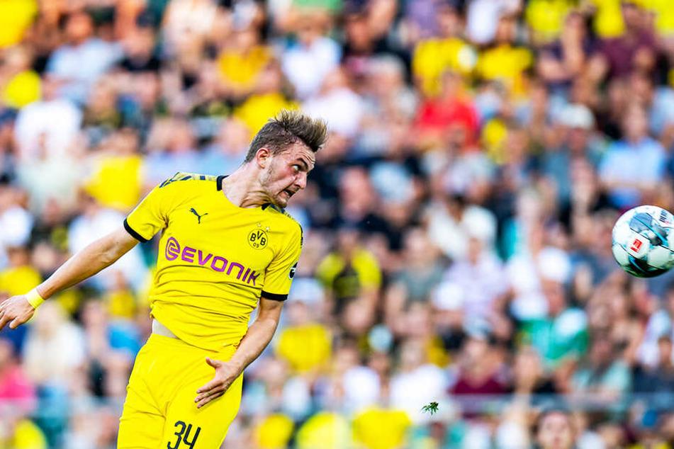 BVB-Eigengewächs Jacob Bruun Larsen ist noch bis zum 30. Juni 2021 vertraglich an Dortmund gebunden.