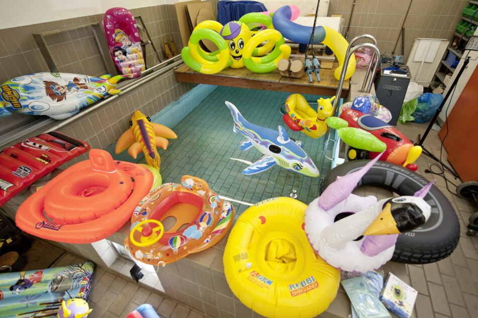 Warnung an alle Eltern: Viele Schwimmhilfen sind lebensgefährlich