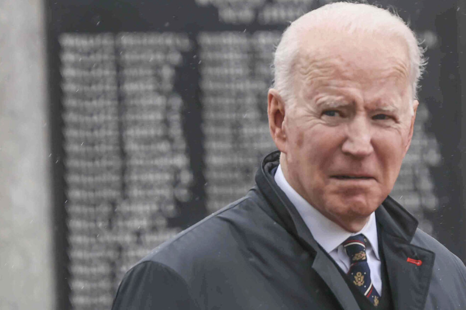 Biden remembers his late son and calls for unity in Memorial Day remarks
