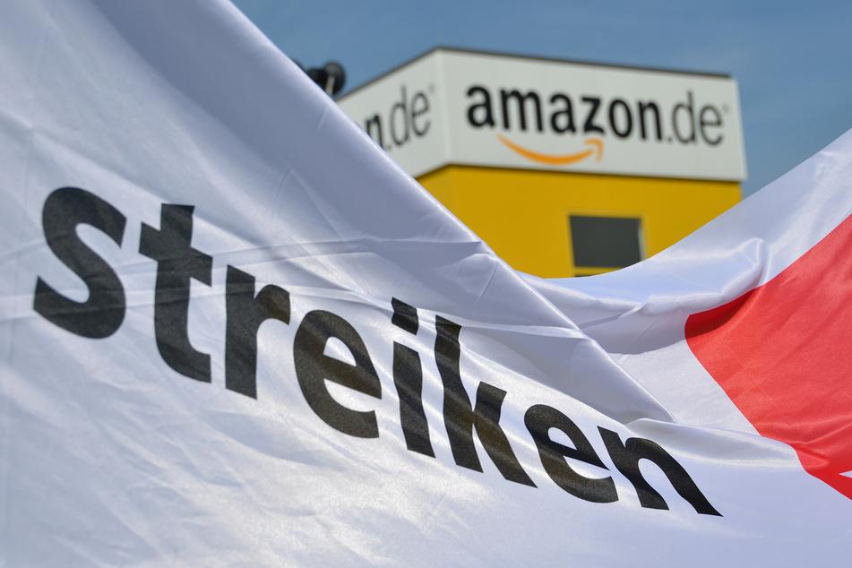 Wieder Streiks bei Amazon in Leipzig